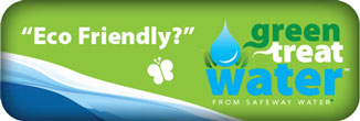 green treat water