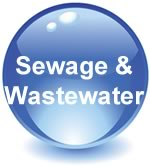 sewage and wastewater